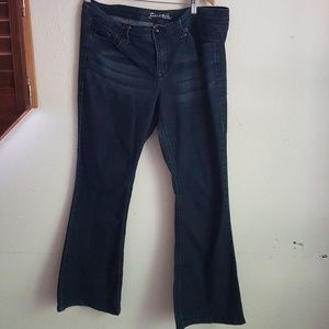Torrid Source of Wisdom Dark Wash Size 18 Jeans